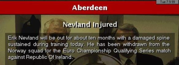 Nevland crippled
