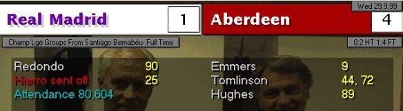 RM 1 - 4 Aberdeen