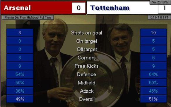 10 Arsenal