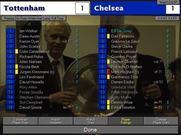 6 Chelsea