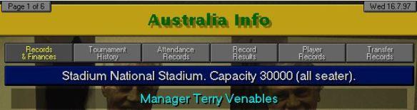 australia info