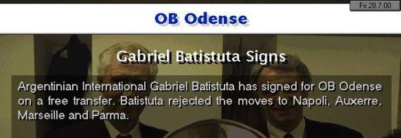 BAtigol to Odense
