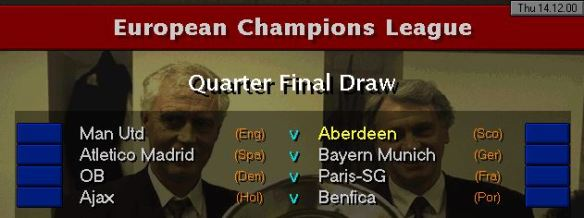CL QF again