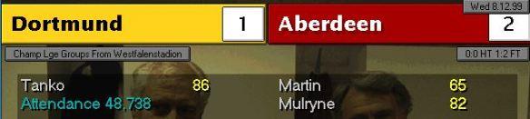 win at Dortmund