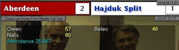 2-1 Split