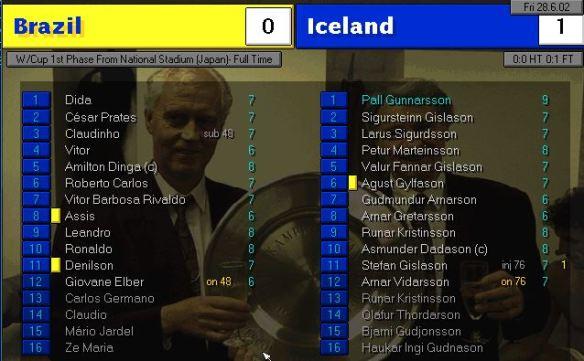 iceland beat brazil