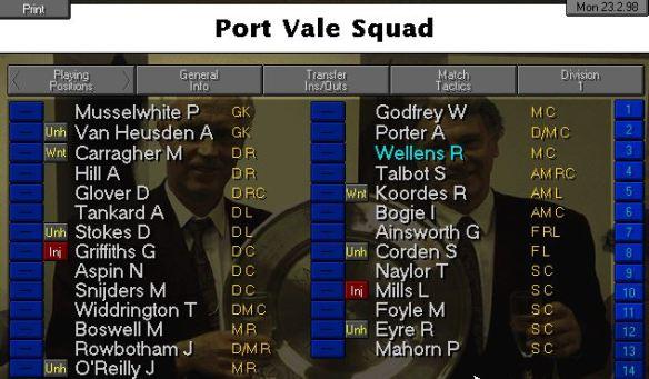 PV squad