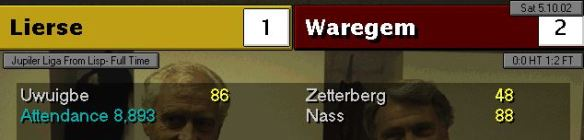 win at Lierse