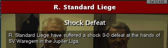 shock defeat