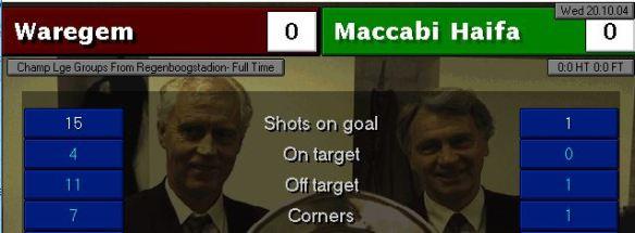 0-0 haifa