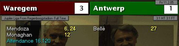 3-1 antwerp