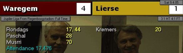4-1 lierse