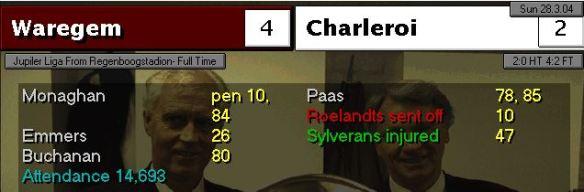 4-2 charleroi