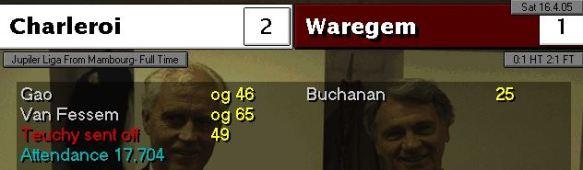 charleroi 2-1