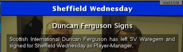 ferguson unveiled