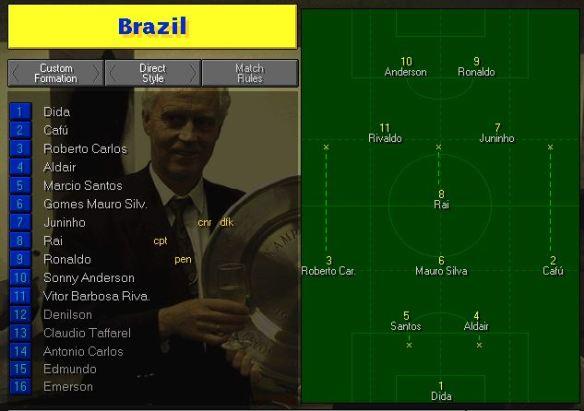 brazil tactics vs chile