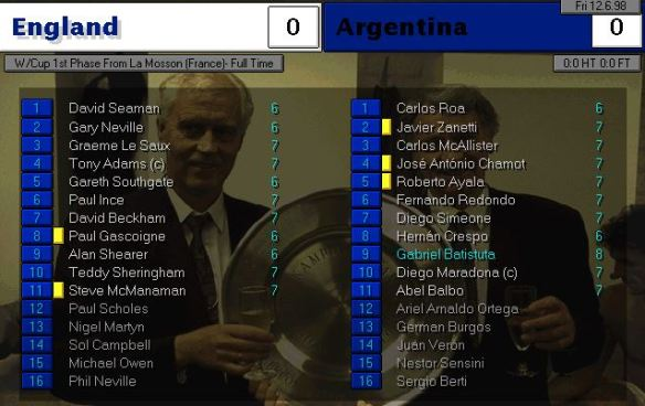england 0 - 0 argentina player ratings