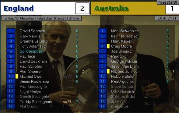 england australia FT ratings