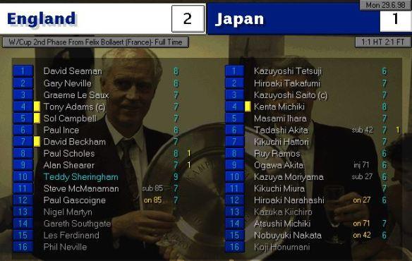 England Japan FT ratings