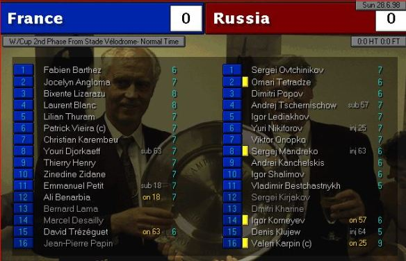france russia FT ratings