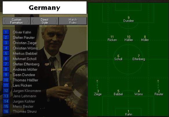 Germany tactics vs belgium