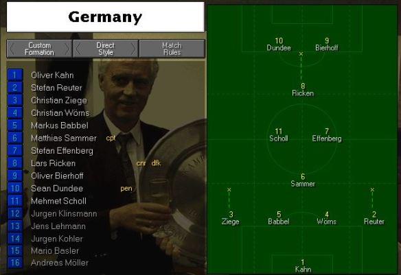 germany team vs chile