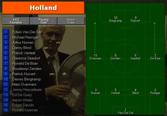 Holland formation