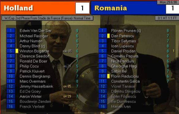 holland romania FT ratings
