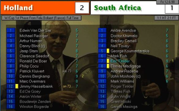 holland south africa FT ratings