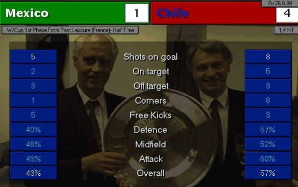 mexico chile HT stats