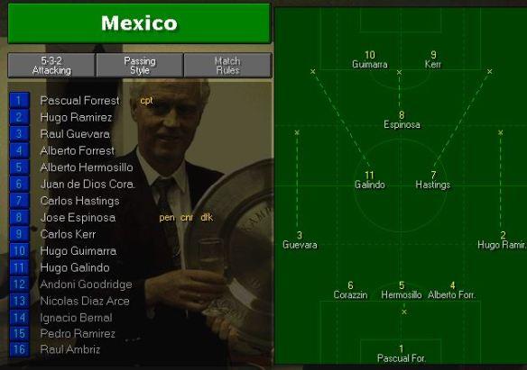 mexico tactics vs chile