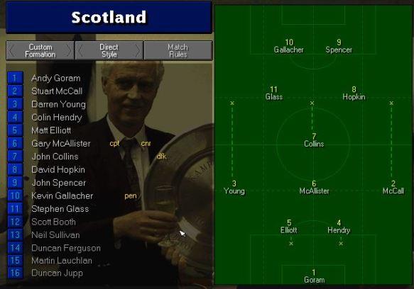 scotland tactics vs nigeria