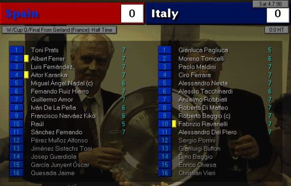 spain italy HT ratings