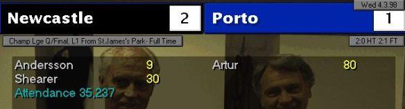 2-1 porto