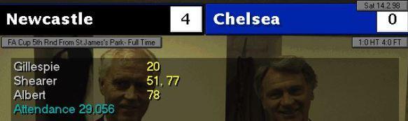 4-0 chelsea FA cup