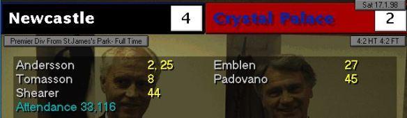 Palace 4-2