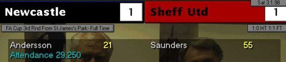 sheff utd 1-1