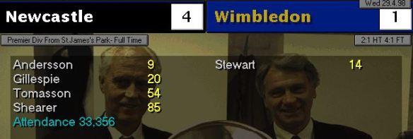 wimbledon 4-1