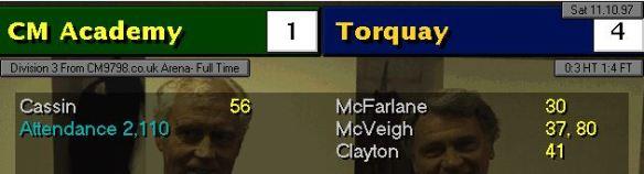 1-4 torquay