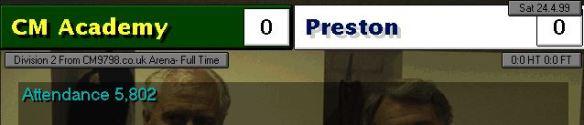 0-0 preston