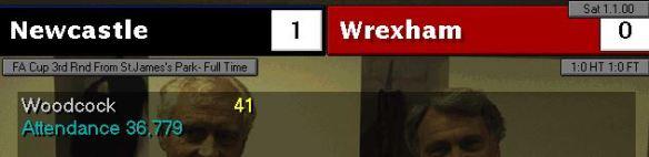 1-0 wrexham
