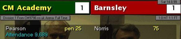 1-1 barnsley
