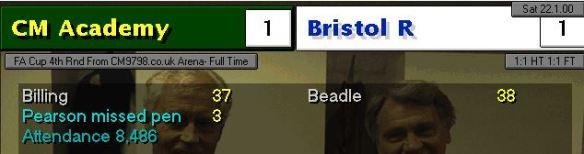 1-1 bristol