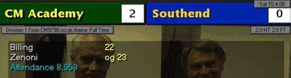 2-0 southend