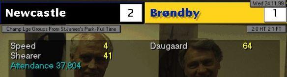 2-1 brondby