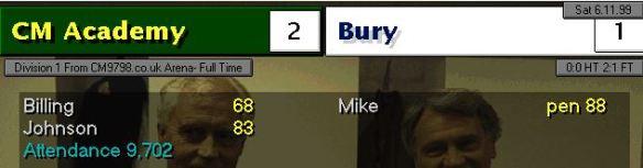2-1 bury