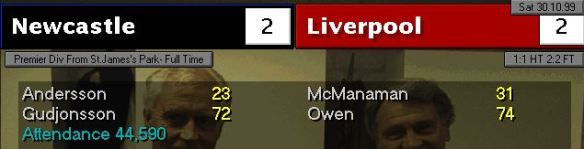 2-2 Liverpool S3