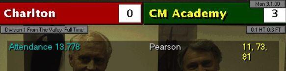 3-0 charlton