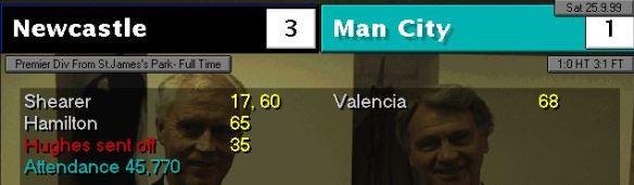 3-1 man city