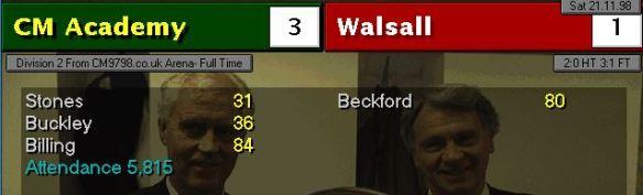 3-1 walsall